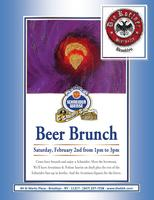 Saturday Beer Brunch with Schneider Weisse Brewmasters