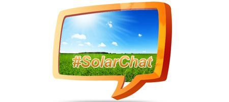 #SolarChat on Twitter 12/7/11