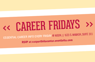 Career Fridays: Planning Your Career with Sigi