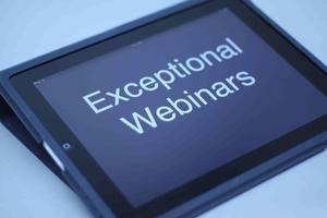 Unleash the Power of Webinars - Free Lunch&Learn
