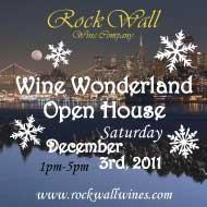 Rock Wall Wine Company Presents: Wine Wonderland Open...