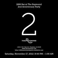 1886 Bar at The Raymond's 2nd Anniversary Party