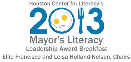 2013 Mayor's Literacy Leadership Award Breakfast