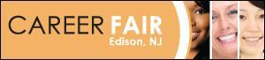 Edison, N.J. Career Fair
