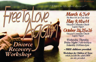 Winter 2013 Divorce Recovery Workshop