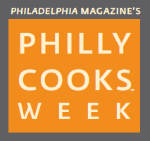 PHILLY COOKS WEEK: Monday, February 25: Rittenhouse Tour #1