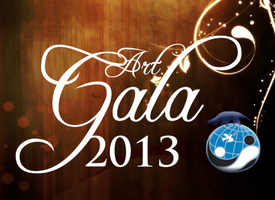 EWB @ UCI's annual Art Gala 2013