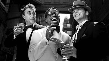 THE RAT PACK TRIBUTE: SINATRA, SAMMY, DINO