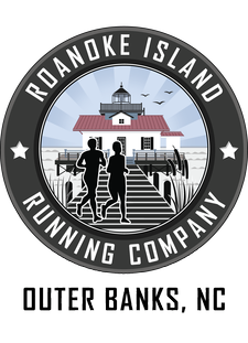 Roanoke Island Running Company logo