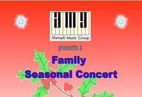 Family Seasonal Concert