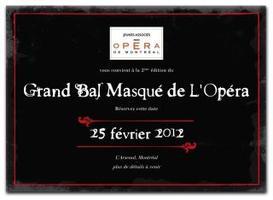 Grand bal masqué de l'Opéra
