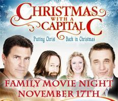 Christmas with a Capital C Screening hosted by WTBN AM...