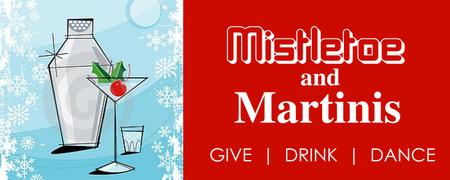 Mistletoe & Martinis 2.0: Roaring 20's