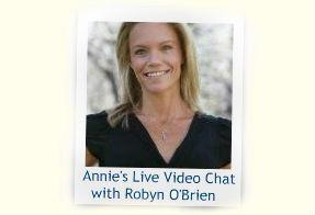 Live Video Chat: Are you eating genetically modified...
