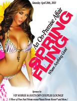 On-Premise Affair Spring Fling Pole Dance & Play Party