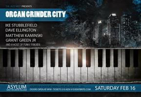 Organ Grinder City