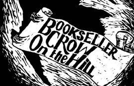 Mark Steel at The Bookseller Crow