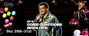 Mitch FATEL @ COMIX; Thurs, Dec 29th - Fri, Dec 30th -...