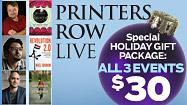 Printers Row Live: Holiday Gift Package