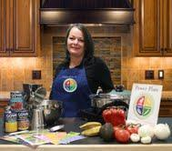 Vegan Raw Food Dinner and Cooking Demonstration   to Be...