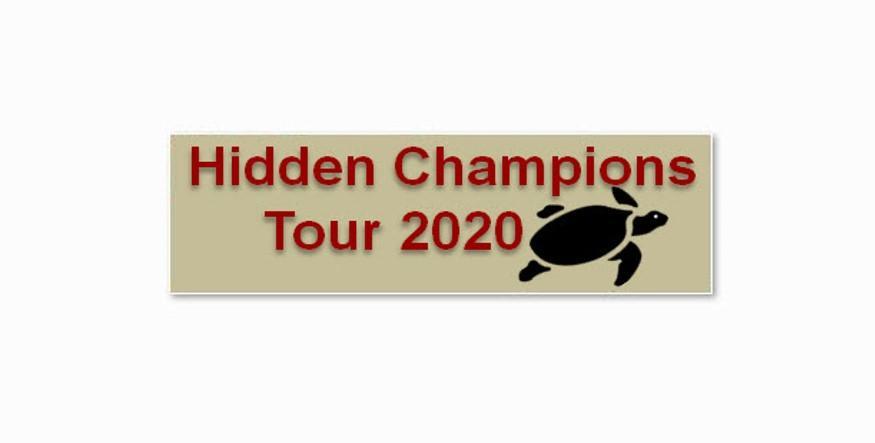 Hidden Champions Tour 2020 in Düsseldorf