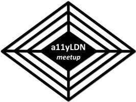LAUNCH: Web Accessibility London Meetup (a11yLDNmeetup)