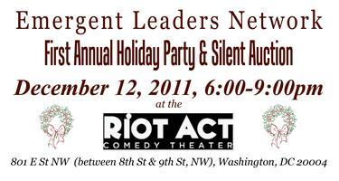 ELN Holiday Party & Silent Auction