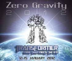 Zero Gravity 2012: Leaders Registration