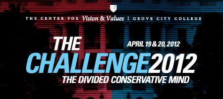 The Challenge 2012: The Divided Conservative Mind
