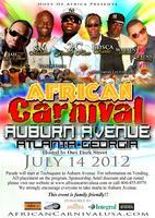 African Carnival USA 2012
