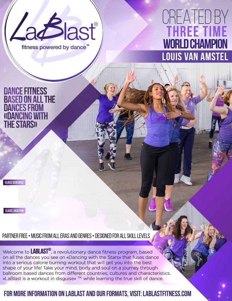 Full Session: LaBlast Dance Fitness - Westerville