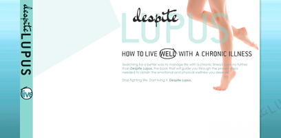 Despite Lupus: How to Live Well with a Chronic Illness