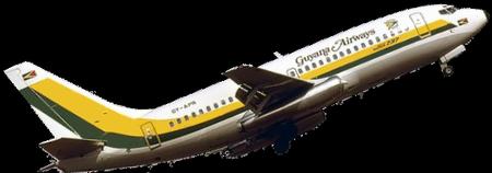 Guyana Airways 2012 Reunion Gala