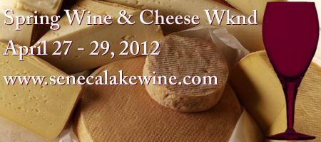 WC_TOR, Wine & Cheese 2012, Start at Torrey Ridge Winery