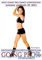 West Coast Pro Dance Convention 2012