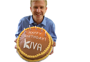 Happy Birthday, Kiva!!   Celebrating 7 great years!