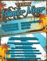 TIP AN ISLANDER - HOLIDAY MIXER