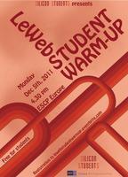 LeWeb Student Warm-Up