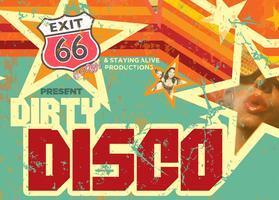 Dirty Disco NYE '13 Ball at Exit 66
