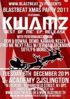 Blastbeat Xmas Party 2011 (Ft. Kwamz)
