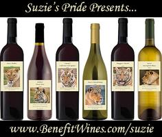 Suzie's Pride Benefit Wine Tasting
