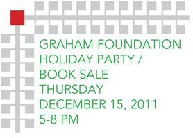 Graham Foundation Holiday Party and Book Sale
