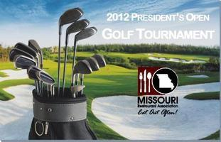 2012 President's Open Golf Tournament & Past...