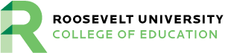 Roosevelt University, College of Education logo