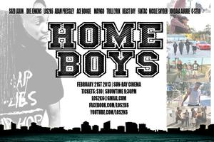 """HOMEBOYS"" MOVIE PREMIERE"