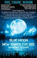 """Blue Moon"" - 2012 New Years Eve Party"