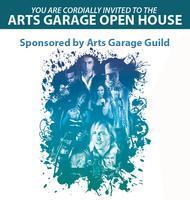 Arts Garage Open House sponsored by Arts Garage Guild