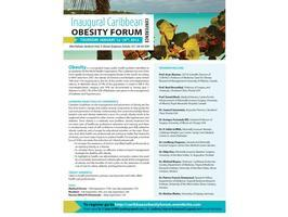 The Inaugural Caribbean Obesity Forum Conference