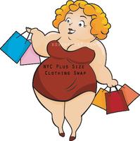 Plus Size Clothing Swap - NYC: xoxonettaP
