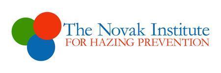 2013 Novak Institute for Hazing Prevention